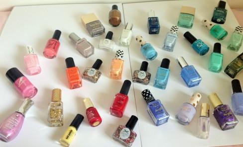 nailpolish collection