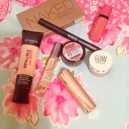 2015 makeup favs