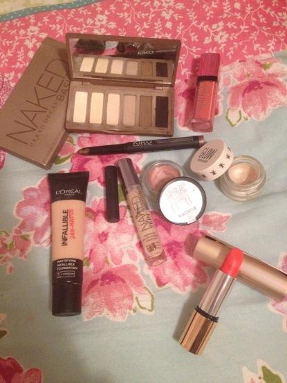 makeup fav 15