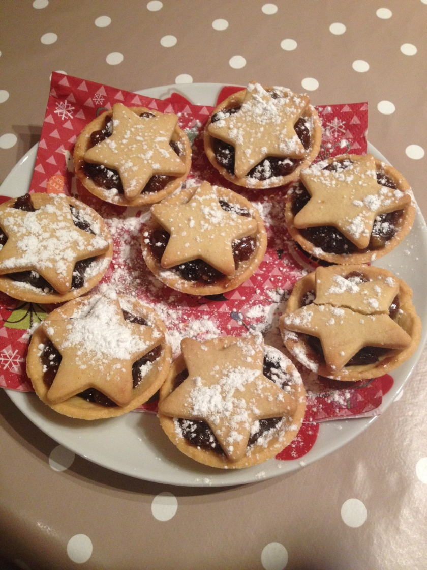 mince meat pies