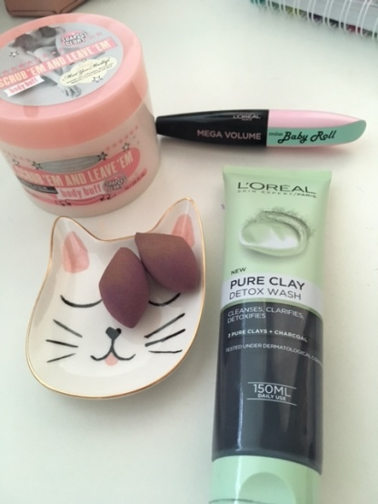Drugstore haul may