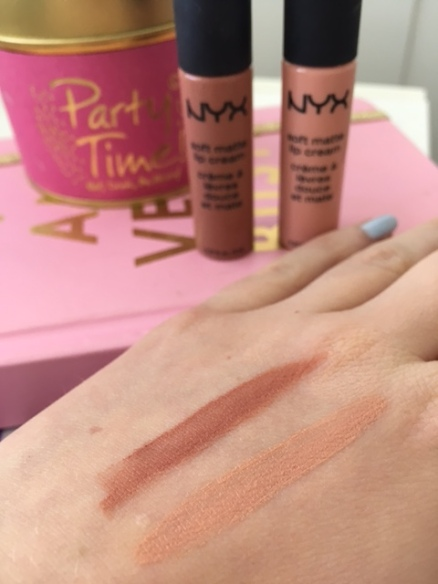 Nyx lip 3