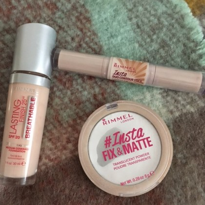 Rimmel Insta Collection