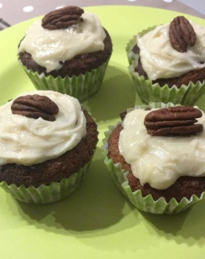 maple pecan muffins 1