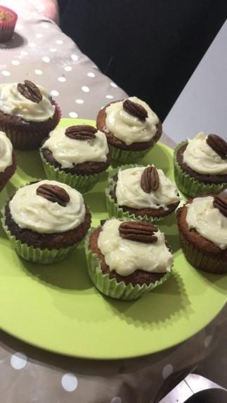 maple pecan muffins 2